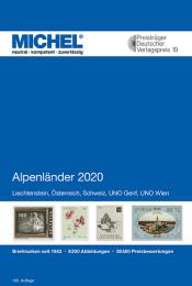 Michel Europa deel 1 Alpenlanden 2020