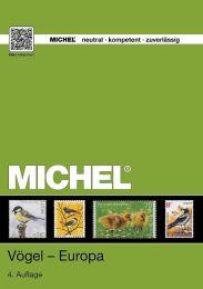 Michel motiefcatalogus Europa - Vogels  2017 4e editie