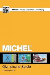 Michel motiefcatalogus Olympische Spelen 2e editie 2017-2018