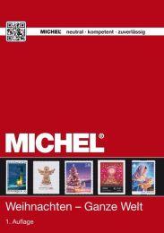 Michel motiefcatalogus Wereld - Kerstzegels 1e editie
