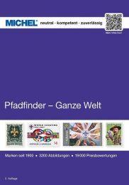 Michel motiefcatalogus Wereld - Padvinders 2e editie