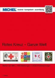 Michel motiefcatalogus Wereld - Rode Kruis 1e editie