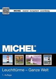 Michel motiefcatalogus Wereld - Vuurtorens 1e editie