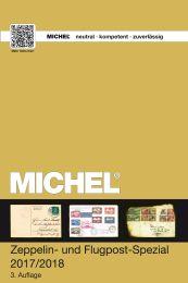 Michel motiefcatalogus Zeppelin-Luchtpost Speciaal 3e editie