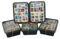 Missie 150 gram postzegels Polen