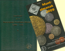 N.V.M.H. Almanak prijslijst Nederlandse Provinciale Muntslag deel 2