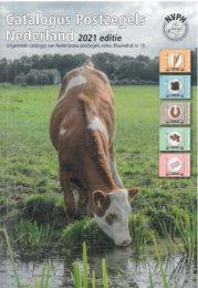 N.V.P.H. catalogus Nederland 2e editie NIEUWE UITVOERING