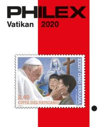 Philex Vaticaan met Kerkstaat mit Kirchenstaat 2020