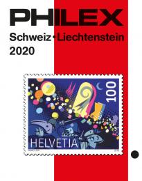 Philex Zwitserland-Liechtenstein 2020