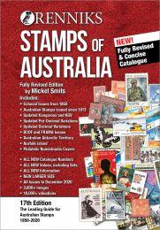 Renniks Stamps of Australia 2020 17th
