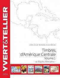Yvert Midden Amerika volume 1 2016