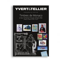 Yvert Tellier Monaco Timbre 2022