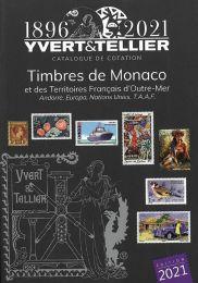 Yvert Timbres de Monaco 2021