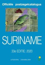 Zonnebloem Suriname 2020 catalogus