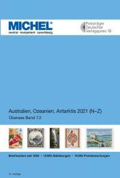 Michel Overzee Deel 7-2 Australie Ocenanie/Antartica N-Z 2020-2021