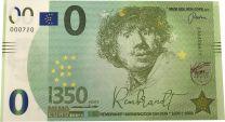 schilder Rembrandt Harmenszoon van Rijn 1606 - 1669