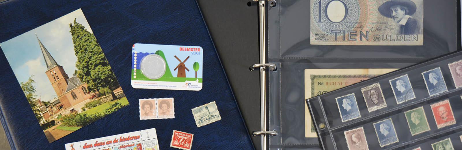 Euro-System verzamelbladen