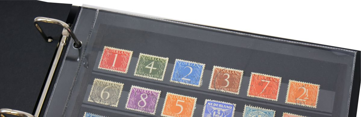 Euro-System verzamelbladen postzegels