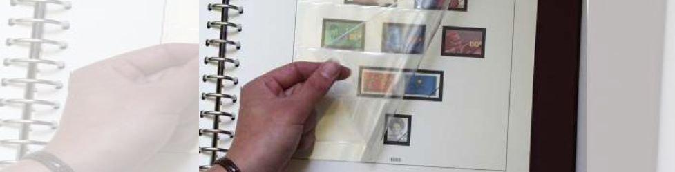 Lindner postzegel voordrukalbums